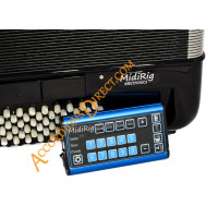 New Accordions with MIDI