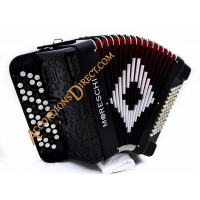 Moreschi Continental Chromatic B system accordion.  Midi options available.
