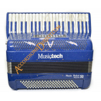 MusicTech Special Digital 50 Piano accordion