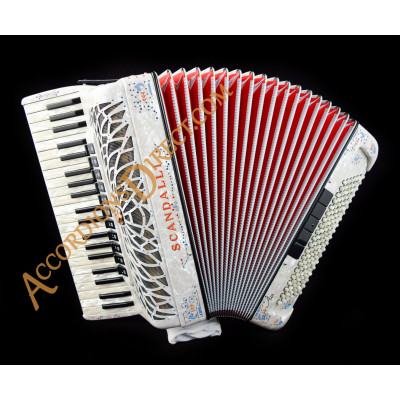 New Piano Accordions from Italy with Midi options